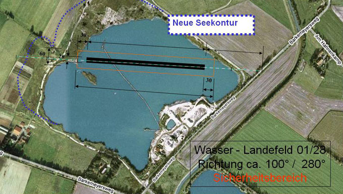Hemmelsberger Wasserlandeplatz
